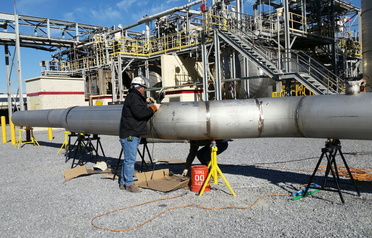 Fabrication & Erection of Piping Systems