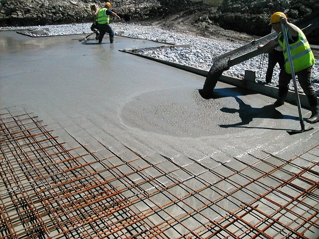 Concrete Work Services